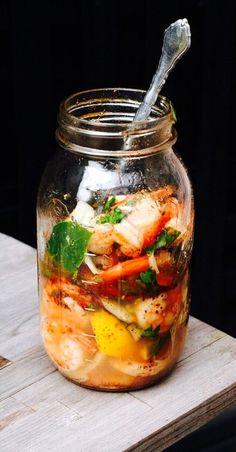 The Hirshon South Carolina Pickled Shrimp