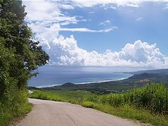 Cherry Tree Hill, Barbados - very beautiful place, breathtaking views!