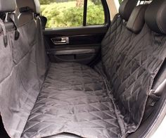 Seat Cover Car Dog Pet Waterproof Protector Cat Hammock New Mat Back BarksBar #BarksBar