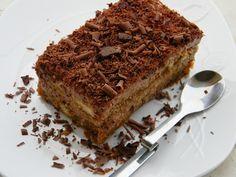 TIRAMISU CU NUTELLA   Nutella, Food Cakes, Biscuit, Panna Cotta, Cake Recipes, Caramel, Cheesecake, Ethnic Recipes, Smoothie