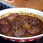 recipe pork cheeks candied with honey summer recipes summer recipes abendessen rezepte recipes recipes dessert recipes dinner Healthy Meat Recipes, Healthy Summer Recipes, Lunch Recipes, Beef Recipes, Chorizo, Pork Cheeks, Minced Meat Recipe, Party Food And Drinks, Food For A Crowd