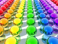 Metal Sphere Rainbow by Minako85 on deviantART