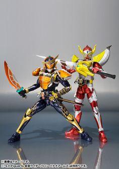 Bandai Announces 'Kamen Rider Gaim' S.H. Figuarts Releases