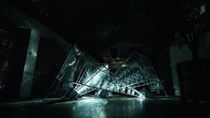 THEORIZ is a creative studio designing beautiful and unconventional experiences with cutting-edge technologies. Different Points Of View, Art And Technology, Light Installation, Light Art, Creative Studio, Holographic, Environment, Sculpture, Crystals