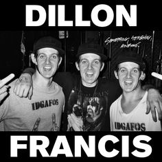 Dillon Francis - Something, Something, Awesome [2012]