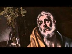 The Penitent Saint Peter, El Greco