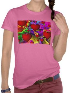 #Zazzle                   #love                     #Colorful #love #tshirt #from #Zazzle.com           Colorful love tshirt from Zazzle.com                                          http://www.seapai.com/product.aspx?PID=1256344