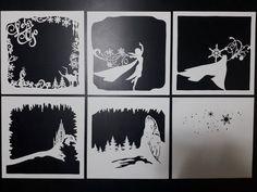 Frozen-a pouces]Paper Cutting Light Box Template Files - flower - Shadow Box Kunst, Shadow Box Art, Shadow Box Frames, Paper Cutting, Cut Paper, 3d Paper Art, Paper Crafts, Christmas Lights Quotes, Art Template