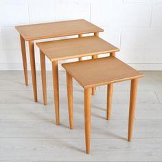 Tris tavolino da salotto – Sca1338 – 900 Sogni Vintage