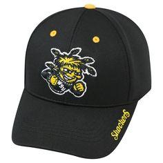 Baseball Hats NCAA Wichita State Shockers Team Color, Men's