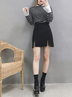 #korean, #fashion, #ootd More
