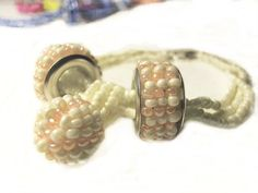 OOAK Beaded jewelry Beadwork bracelet Seed bead by Spondeo on Etsy, $24.74