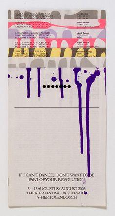 Daniel van der Velden & Maureen Mooren, 'If I Can't Dance, I Don't Want To Be Part of Your Revolution' (2005)