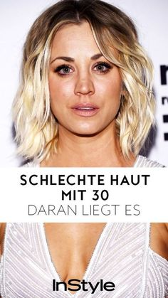 Deine Haut ist plötzlich mit 30 schlechter geworden? Dein Gesicht hat auf einmal Hautrötungen und Hautausschlag? Wir wissen woran es liegen könnte und was du ab jetzt beachten solltest! #face #beauty