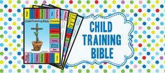 Child Training Bible Review and Giveaway!