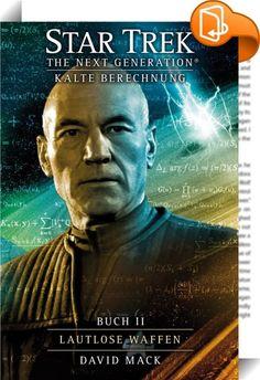Star Trek - The Next Generation 09: Kalte Berechnung - Lautlose Waffen    ::  Drei Jahre nach der zerstörerischen letzten Borg-Invasion hat der kalte Krieg gegen den Typhon-Pakt die Sternenflotte fest im Griff. Ihre Ressourcen werden knapp. Ausgerechnet jetzt droht eine gefährliche neue Technologie die Föderation von innen heraus zu zerstören. Captain Jean-Luc Picard und die Enterprise und werden zur Zielscheibe in einem tödlichen Spiel aus Täuschung und Betrug. Sie müssen einen Weg f...