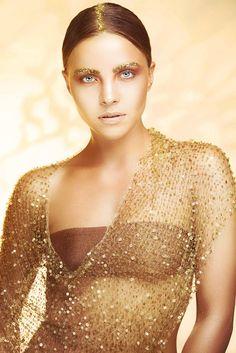 Golden beauty by Raiyne Habib