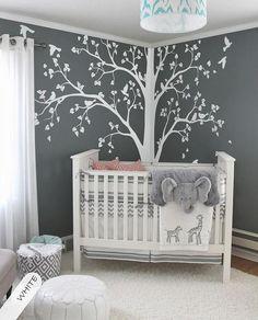 Nursery Wall Decor Decal