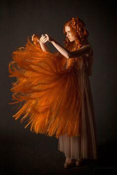 for-redheads:  Kristin Kazz by Anastasia Nikitskaya