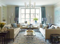 Asmara Designer Rugs Interview Gideon Mendelson East 79th Street New York Living Room