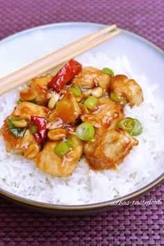 chute a vône mojej kuchyne. Food And Drink, Cooking Recipes, Chinese, Dinner, Sweet, Ethnic Recipes, Asia, Dining, Candy