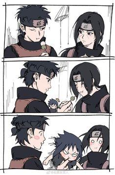 Naruto Parent-Daughter Scenarios  - Arguements