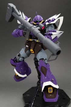 P-Bandai RE/100 Efreet Schneid - Painted Build     Modeled by 高达传教士