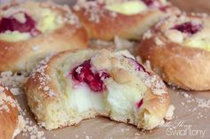 Polish Recipes, Sweet Life, Doughnuts, Cheesecake, Deserts, Good Food, Cooking Recipes, Sweets, Breakfast