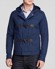 Michael Kors Cropped Duffel Coat