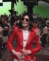 I usually hate GIF's with a fiery passion, but since its Michael, I can deal lol.