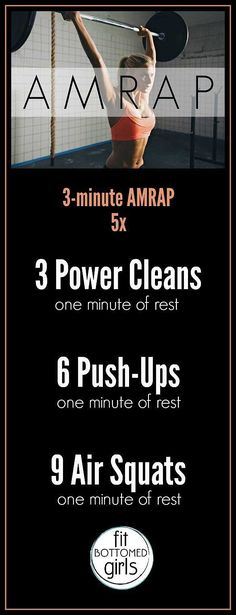 Try to do as many rounds as you can in a 30 minutes for the best possible results.