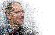 Steve Jobs for FOCUS Italia by tsevis, via Flickr