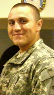 Army SPC. William J. Gilbert, 24, of Hacienda Heights, California. Died May 14, 2013, serving during Operation Enduring Freedom. Assigned to 3rd Battalion, 41st Infantry Regiment, 1st Brigade Combat Team, 1st Armored Division, Fort Bliss, Texas. Died in Senjaray, Kandahar Province, Afghanistan, of wounds suffered when enemy forces attacked his convoy unit with an improvised explosive device.
