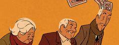 a clacca piace leggere...: dieci graphic novel imperdibili o quasi (secondo clacca)