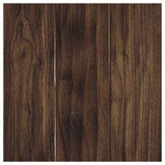 "Mohawk Stately Manor 5"" Engineered Hardwood Flooring in Natural Walnut"