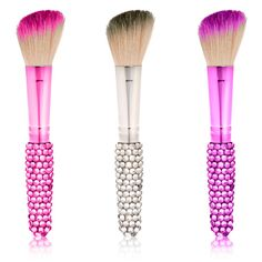ELF gem makeup tools. Wish I had these!  theyre so cute!! and they're like 1$ each or 3$ for a set.