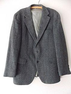 Ending Today!! Ralph Lauren Suit Coat Size 42 Wool Blazer Jacket Vintage 80s Sports Costume #RalphLauren #TwoButton