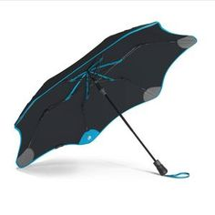 WHAT do you buy when you've bought every gadget on the market and yet you still have a technological void in your life? New Zealand Company - Blunt Umbrellas