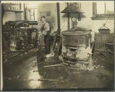 239 West 39th Street, NYC: Western Newspaper Union melting pot