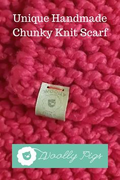 Woolly Pigs || Unique Handmade Knitted items || Oatmeal Chunky Knit Scarf || Unique designer handmade || Boyfriend style || Looking for inspiration for your sweater style this winter season? Make sure you stand out this season with your own Handmade chunky knit scarf. Winter women's fashion can be competitive but no need to worry I have you covered, with an oversized, boyfriend style, chunky knitted scarf! #chunkyknitscarf #streetstyle #knitwearfashion #winterwomensfashion #winterfashions Knitwear Fashion, Sweater Fashion, Women's Fashion, Wooly Pig, Painted Glass Bottles, Chunky Knit Scarves, Boyfriend Style, Neck Warmer, Winter Season