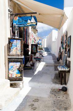 Santorini Island, Crete Greece, Santorini Greece, Athens Greece, Places Around The World, Around The Worlds, Places To Travel, Places To Visit, Travel Destinations