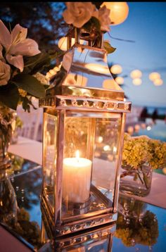 Bali Wedding Table Centerpiece.