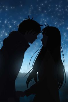 Stealing a kiss Art Manga, Manga Anime, Couples Anime, Estilo Anime, Kimi Ni Todoke, Animes Manga, Couple Shadow, Perfect Wallpaper, Kawaii Anime