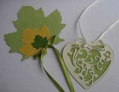 Wedding decorations. Esküvői dekoráció, ajándékkísérő. Milevi, meska.hu