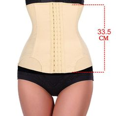 7 Steel Bone waist trainer Women Slimming Waist training corsets Underbust cincher body shaper corset slimming belt