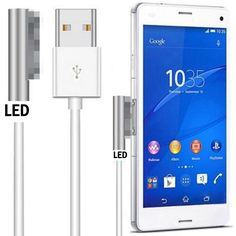 1M Metal Micro USB Cable Mobile Phone Charging Cable Fast Charging For Sony Xperia Z3 Z4 L55T Z2 Z1 Compact XL39h USB Cable #clothing,#shoes,#jewelry,#women,#men,#hats,#watches,#belts,#fashion,#style