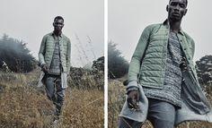 John Elliott Co.'s New Lookbook is Fall Layering Inspiration - Esquire.com #mensfashion #menswear #jackets #coats #overshirts #mensjackets #menscoats #mensovershirts #fall2015