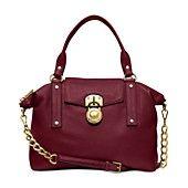 MICHAEL Michael Kors Handbag, Hamilton Medium Slouchy Satchel