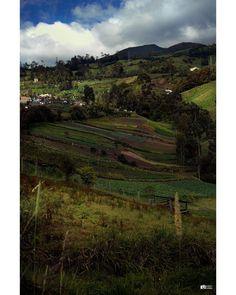 #Retazos en la #montaña.  #Patchwork in the #mountain.  #Paisaje #Landscape #picoftheday #photooftheday #instagood #instalike #love #like4like #BestoftheDay #Canon #Canonistas #naturaleza #nature #Nariño #Aldana #Green #Verde