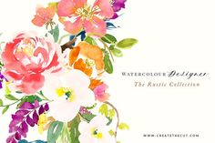 The Rustic Collection by CreateTheCut on @creativemarket